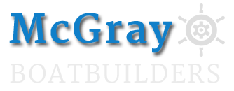 McGray Boatbuilders, Logo